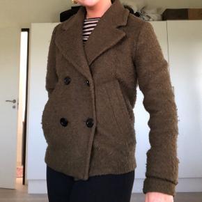 H&M frakke - god varm til vinter❄️❄️
