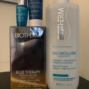 Biotherm pakke. Sælges samlet. Alt ubrugt