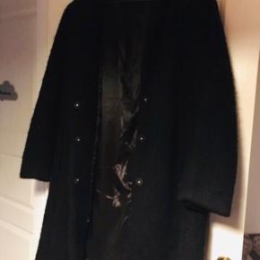 Flot filt frakke str.XL fra H&M 250kr eller byd - helt ny Befinder sig mellem Dybvad og skæve
