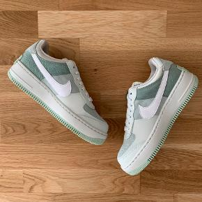 Air Force 1 pistachio   Helt ny med kvit