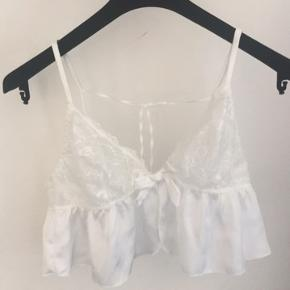 Sød undertøjsoverdel fra Primark 🤍  Fejlkøb - aldrig brugt ✨