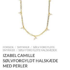 Izabel Camille Halskæde