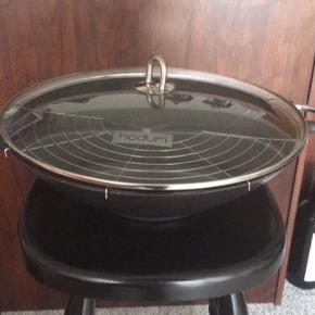 Smedejerns wok, Pæn og velholdt