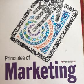 Principles of marketing, 6th edition, pearson