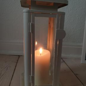 Cozy candle holder from IKEA.
