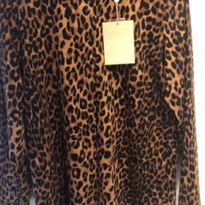 Leopard jakke/ blazer helt ny fra kaffe str xl/42
