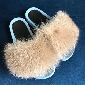 Oh By Kopenhagen Fur sandaler
