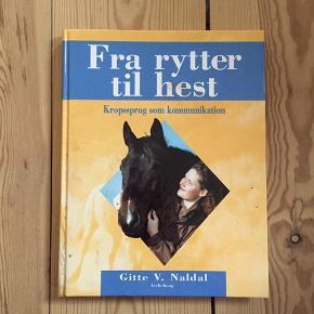 Fra rytter til hest - kropssprog som kommunikation. Af Gitte V. Naldal