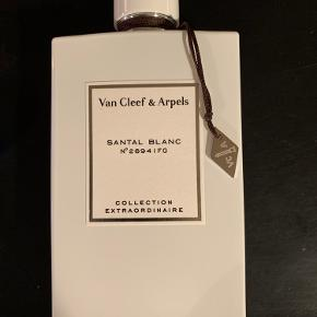 Santal blanc 75 ml. Fra nichemærket van cleef and arpels.