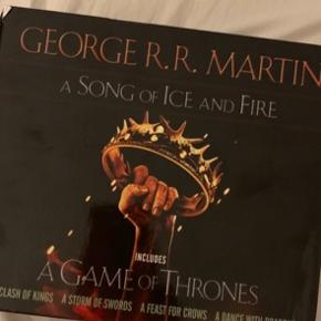 Game of thrones, a song of ice and fire, George R.R. Martin