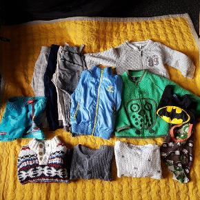 86/92 En stor lækker tøjpakke med mange fine mærker