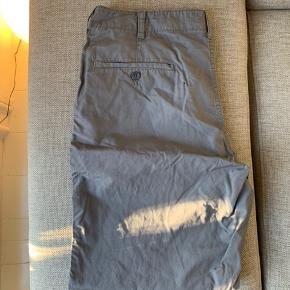 "Straight leg bukser fra UNIQLO U.  Str. 34"""