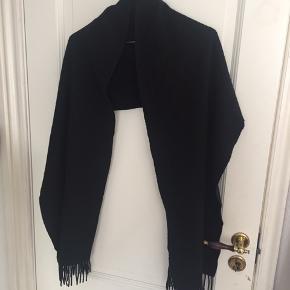Brugt få gange 100% merino uld 175x40 cm   #30dayssellout