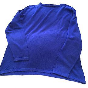Peter Hahn 70% silkebluse, brugt 2 gange, er som ny.