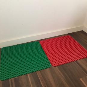 Lego duplo plader  30 kr pr stk