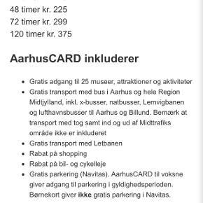 2 x voksenkort + 2 stks børnekort af 48 timer sælges. Helt nye. Nypris 1350 i alt.