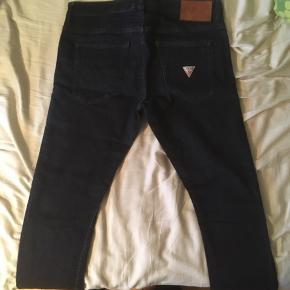Guess x A$AP Rocky jeans. Skinny fit. Str 34.