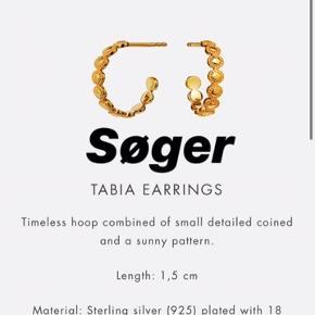Jeg søger de her øreringe skriv til mig hvis du vil sælge