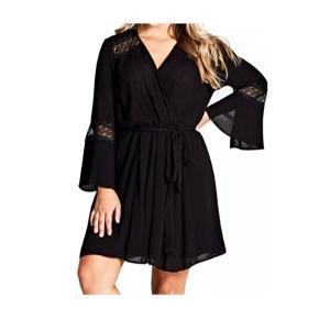 City chic sommer kjole. Været prøvet på. Ellers aldrig brugt. Size uk 20.