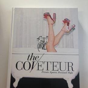 "Aldrig brugt. Coffee table book - ""The Coveteur""."