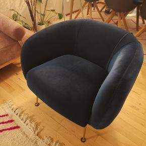 Rigtig fin sofa og stol fra sofakompagniet sælges, da jeg har bestilt nyt.