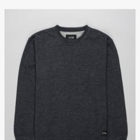 A.P.C & Carhartt sweatshirt i und blend