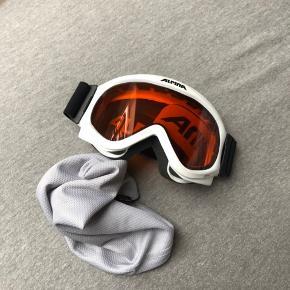 Brugt en enkelt gang på en skitur
