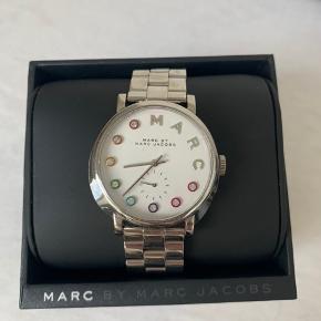 Marc Jacobs ur - baker serien  Aldrig brugt der er stadigvæk plastik på