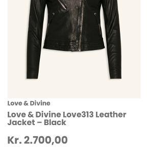 Love & Divine Pels- & skindjakke