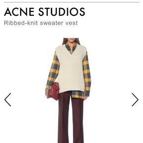 Acne Studios vest