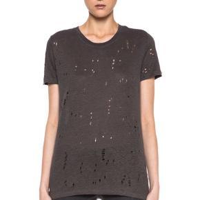 Cool oversized t shirt fra IRO Paris, str. S. Brugt 2 gange