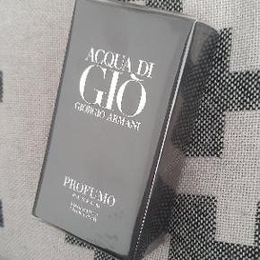 ACQUA DI GIO - GIORGIO ARMANI PROFUMO PARFUM  Ny- ubrugt - ubrudt emballage.  40 Ml. Nypris 500,- Sælges for 350,-