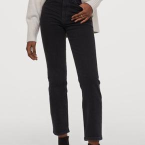 Vintage slim High ankle jeans - fra conscious linjen i samarbejde med Helena Christensen.  Fede jeans, jeg får dem desværre ikke rigtig brugt. Har haft dem på en enkelt gang.  Jeg er en 38 og de passer perfekt.  Lækker kvalitet. De er meget mørkegrå.  Køber betaler Porto.