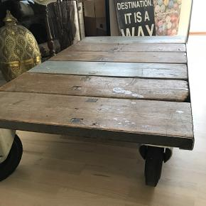 41808b43a2c Old church wood table
