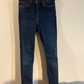 Lee Skyler High Waist Skinny Jeans W25L33 Normalpris 500kr   Kan evt. afhentes i København eller Hjørring