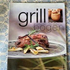 Grill bogen af Rasmus Kjær  - fast pris -køb 4 annoncer og den billigste er gratis - kan afhentes på Mimersgade 111 - sender gerne hvis du betaler Porto - mødes ikke andre steder - bytter ikke