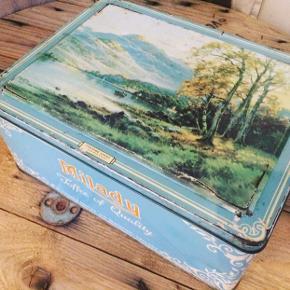 Smuk antik / vintage dåse
