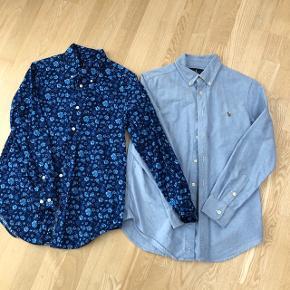 🐎Polo Ralph Lauren🐎 Lækre drenge skjorter, str 10-12, prisen er pr. /stk, sælges samlet til kr 500