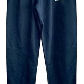 Delige sweatpants fra Hummel i str L/XL, brugt en enkelt gang. Buksen har en bred linning med elastik og sidder godt.  Porto 37 kr