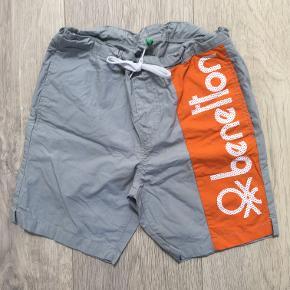 Benetton shorts, næsten ikke brugt Størrelse 10-11 år