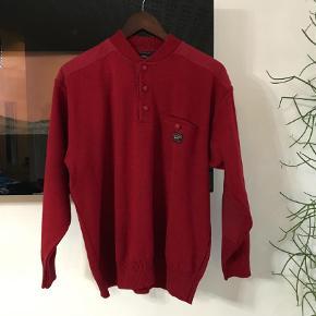 Brand: Paul shark Varetype: Sweatshirt Farve: Rød Oprindelig købspris: 800 kr.  Fejler intet i super stand
