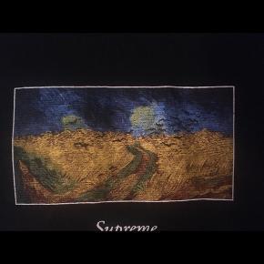 Supreme Van Gogh Hoodie  Medium  Cond 8/10