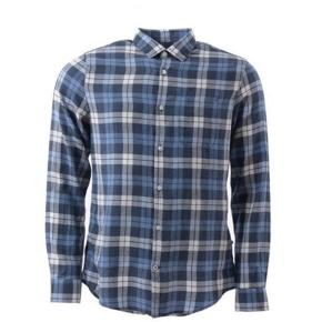 Varetype: Lækker skjorte Farve: Blå Oprindelig købspris: 1000 kr.  Lækker skjorte. Brugt få gange. Slim fit. Model Sean.