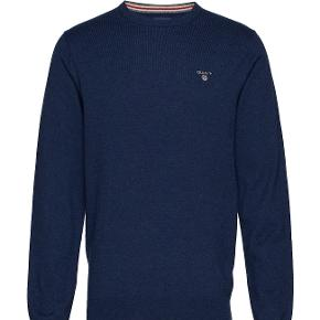 Gant COTTON WOOL CREW Style:83101 Materiale: 70% bomuld, 30% uld (lammeuld) B