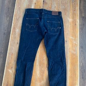 Edwin ed-55 red selvedge jeans str 32/32