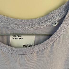 Trøjen er vasket, men ikke brugt