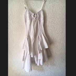 Robe d'été blanche 100 % coton marque «blanc du Nil» - Taille 3 = M