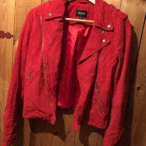Ruskinds jakke fra mbym - kun brugt et par gange. Sælges kun hvis rette bud kommer