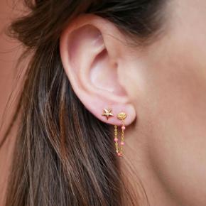 Jeg har købt disse øreringe og skal kun bruge den ene - nogen der er interesseret i den anden ?