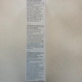 La Roche-Posay pigmentclar serum 30 ml sælges..    Ny og ubrugt..    Butikspriser er ca 250-300.kr..     SE OGSÅ ALLE MINE ANDRE ANNONCER.. :D